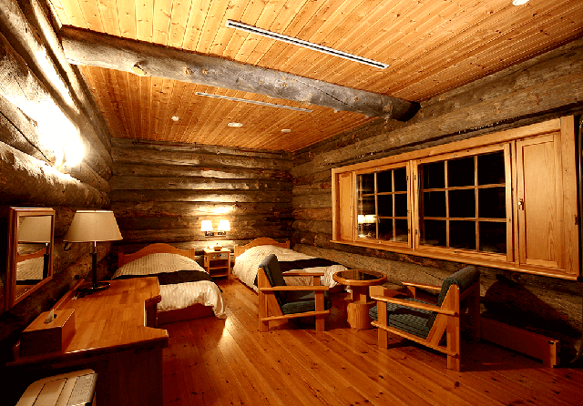 LOG HOTEL THE MAPLELODGE